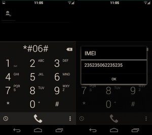 change imei number of mobile