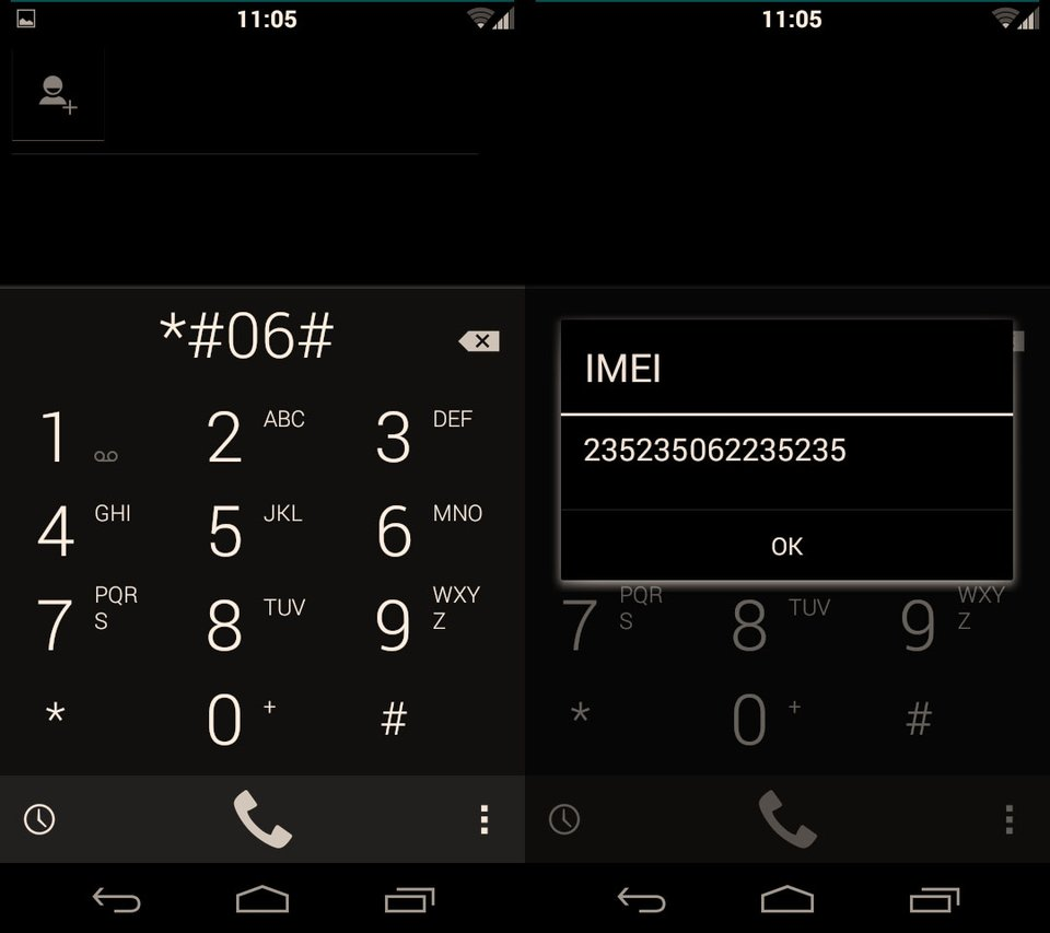 find imei number of your mobile phone